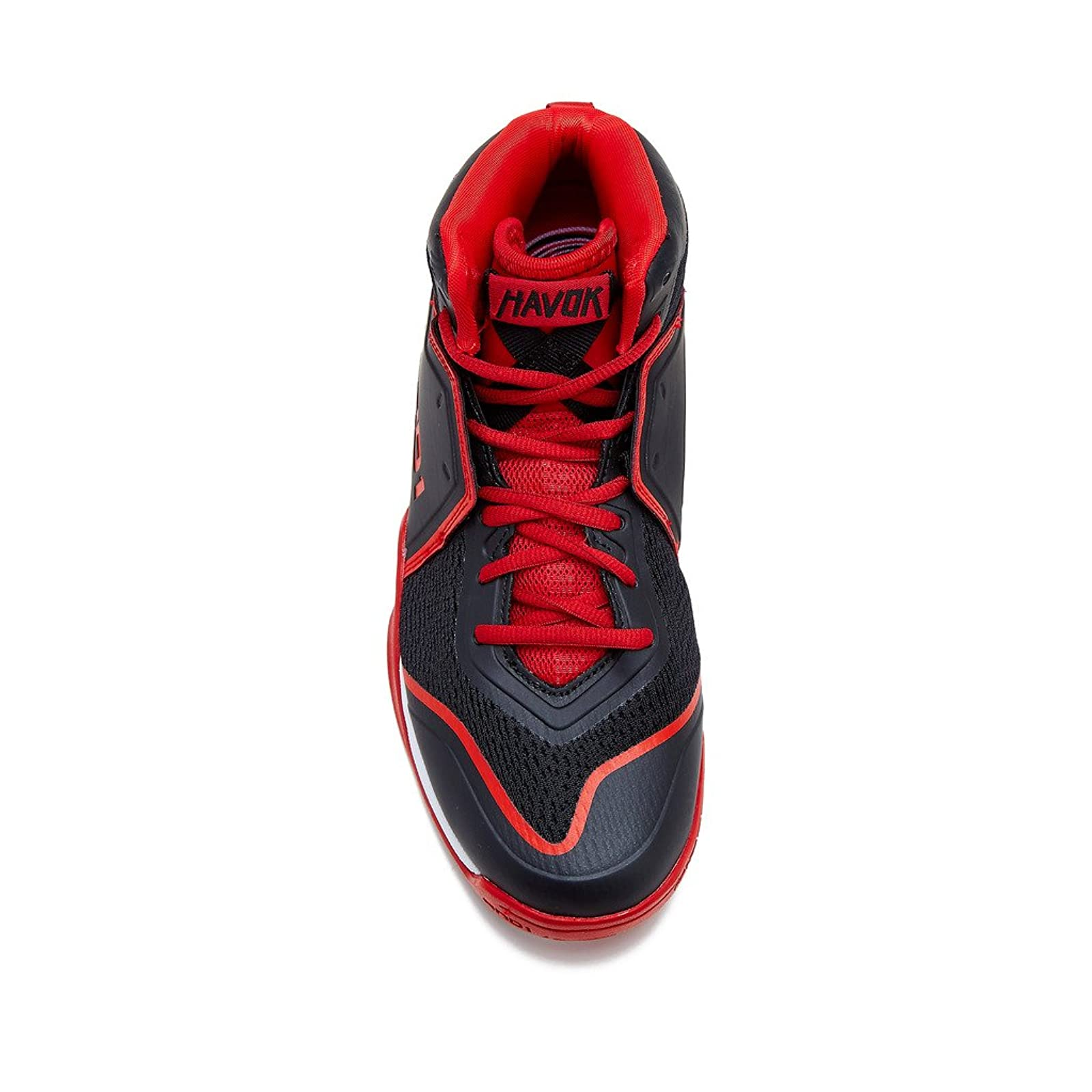 8d913edd576ef AND1 Men's Havok-M Basketball Shoe Blue