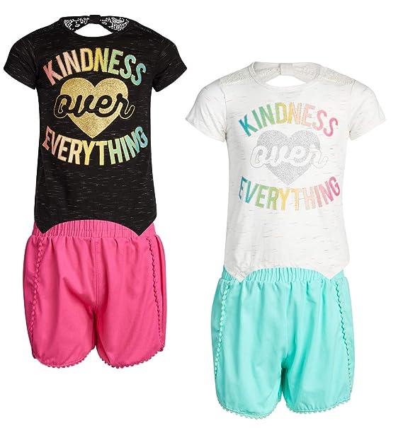 Amazon.com: Real Love - Conjunto de 4 piezas de pantalón ...