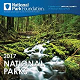 img - for 2017 National Parks Foundation Wall Calendar by National Parks Foundation (2016-07-01) book / textbook / text book