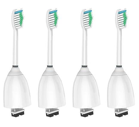 4pcs Cepillo Eléctrico para dientes mango HX7001 HX7022 HX9500 HX9552 hx9553 hx9562 hx9842 HX9882 para Philips