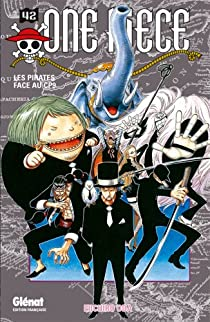 One Piece, Tome 42 : Les pirates face au CP9 par Oda