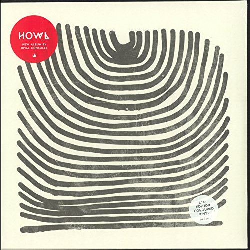 RIVAL CONSOLES - HOWL (COLV) (RED)