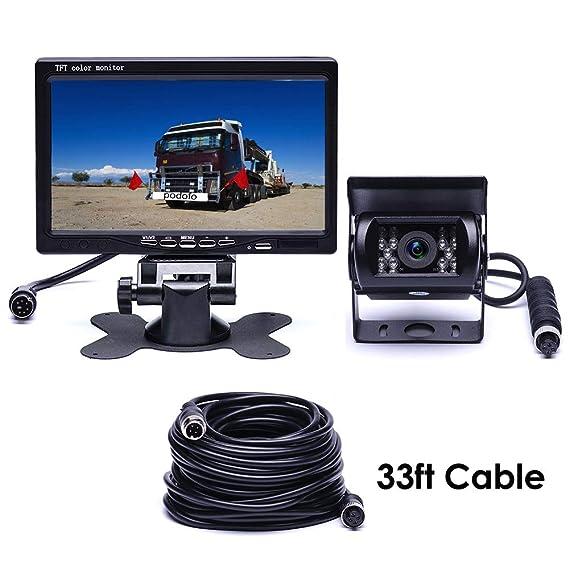 Vehicle Electronics & Gps Careful 7 Led Night Vision Car Rear View Reverse Backup Parking Camera Cmos Waterproof