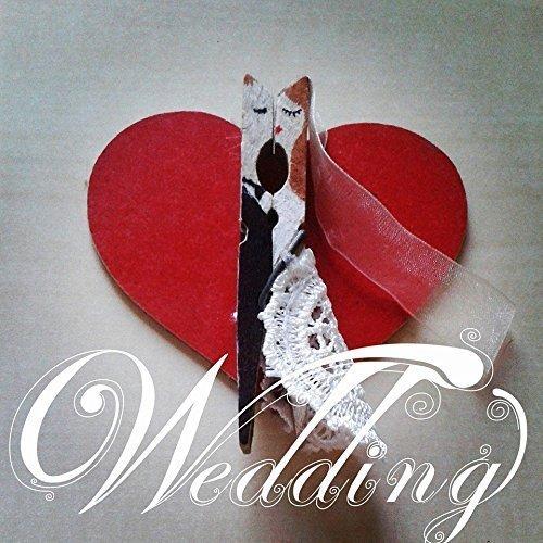 Segnaposto Matrimonio Con Mollette.Regalo Di San Valentino Bomboniera Matrimonio Molletta Segnaposto