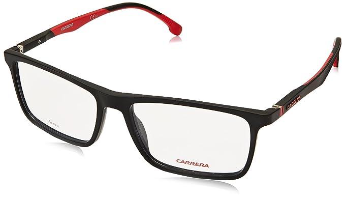 ef4ab0daf8 Carrera 8828 V Medium (Size-54) Matte Black Red 003 Unisex ...