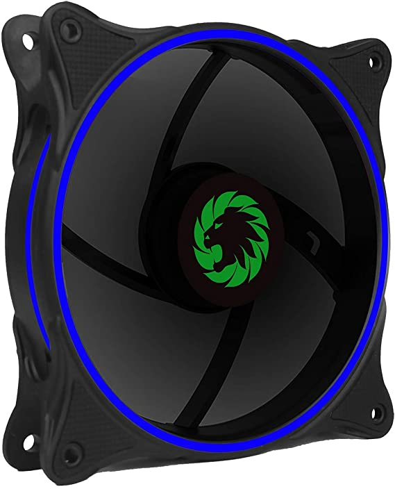 Game Max Cyclone - Ventilador de refrigeración para PC (120 mm ...