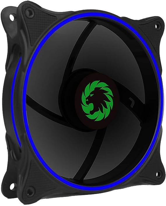 Game Max Cyclone - Ventilador de refrigeración para PC (120 mm ...