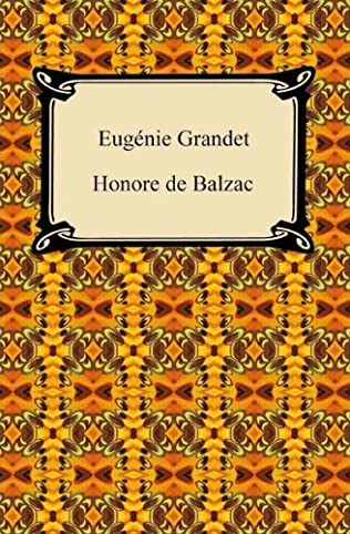 book cover of Eugenie Grandet