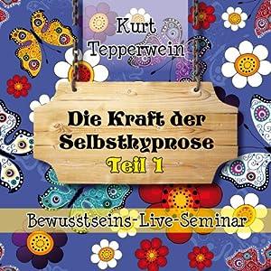 Die Kraft der Selbsthypnose: Teil 1 (Bewusstseins-Live-Seminar) Hörbuch