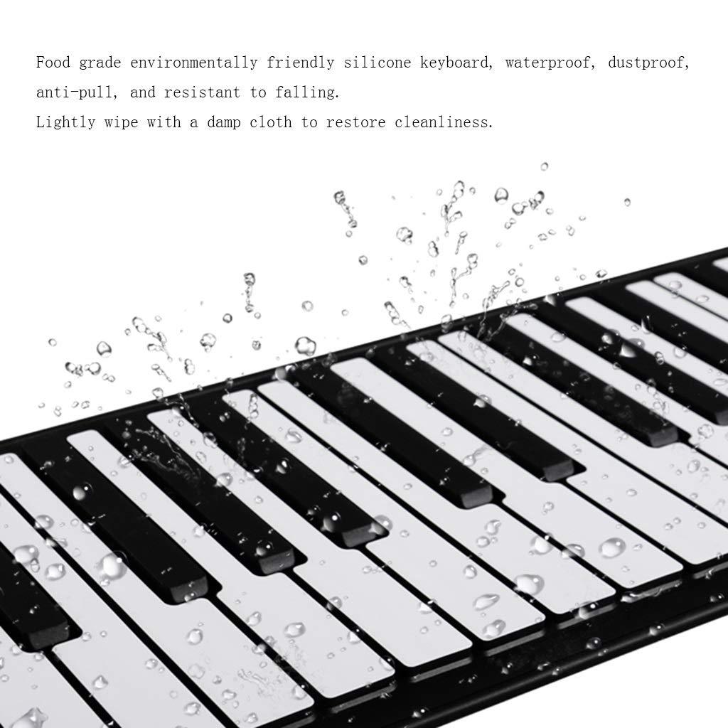 Percusión Midi Profesional Teclado Teclado Digital Home Piano ...