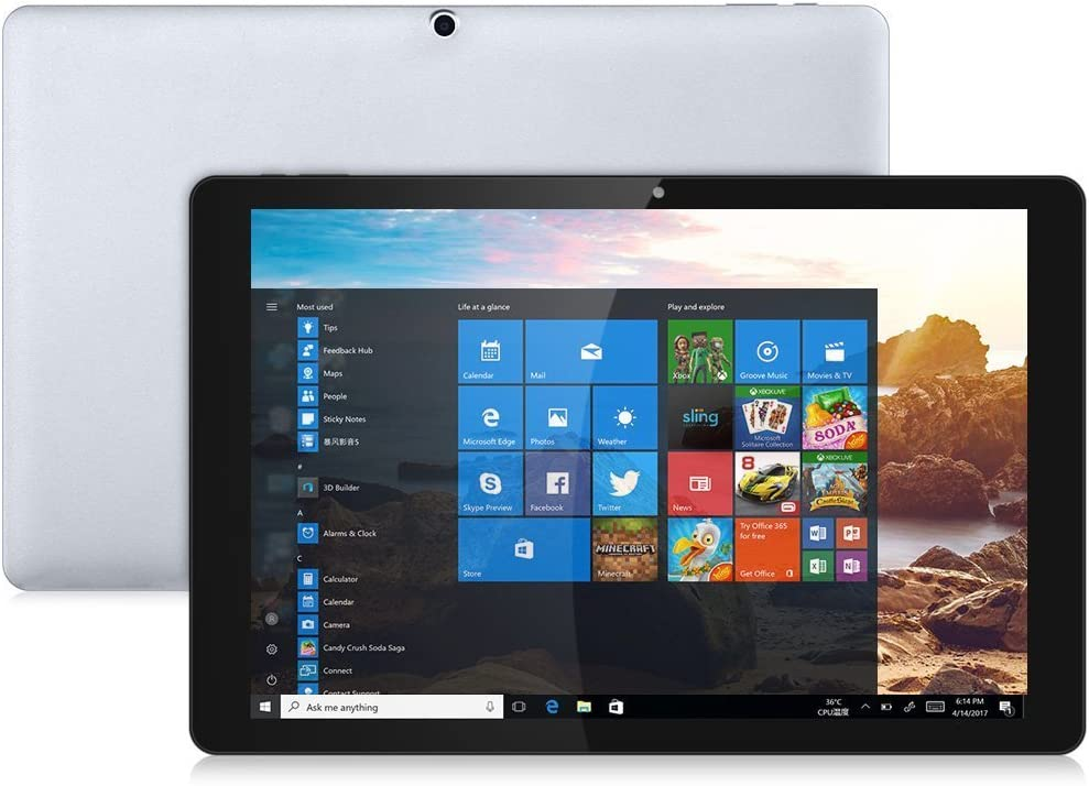 CHUWI hi13 13.5 Inch 2 en 1 Tablet PC Windows 10 Intel Apollo Lake ...