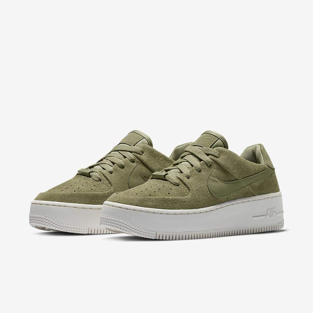 watch 8f61f 6f41d Amazon.com | Nike Women's Air Force 1 Sage Low Sneakers ...