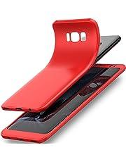 Funda para Galaxy S8 Plus, Galaxy S8 Plus, IKASUS [Protector de Cristal Templado