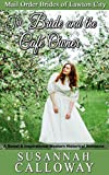The Bride and the Café Owner: A Sweet & Inspirational Western Historical Romance (Mail Order Brides of Lawton City)