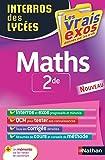 Interros des Lycées Maths 2de