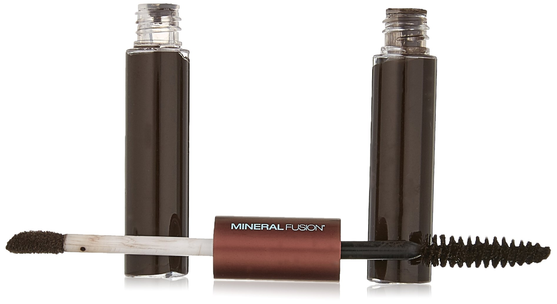 MINERAL FUSION Mineral fusion gray root concealer for hair dark brown, 0.28 oz, 0.28 Ounce by Mineral Fusion