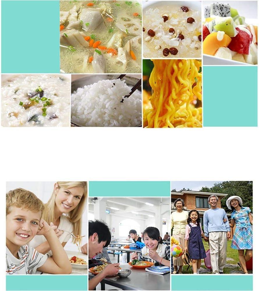 Cuisine Soupe Yanchad Bol /à p/âtes Ramen en Acier Inoxydable avec Couvercle et Double poign/ées pour Enfants Adultes Riz Salade Camping /étudiants