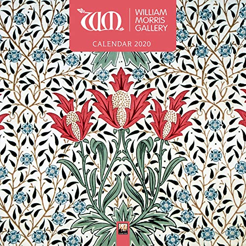 - William Morris Gallery Wall Calendar 2020 (Art Calendar)