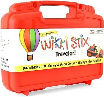 WikkiStix Traveler Playset Craft Kit Molding & Sculpting Sticks