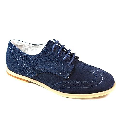 a7e509a32f0 Zapatos Niños Bubble Bobble A1417 Marino - Color - Azul