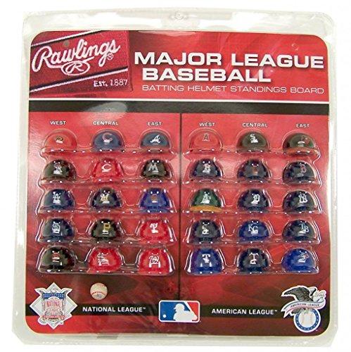 mlb-major-league-baseball-batting-helmet-standings-board-with-all-30-mlb-teams