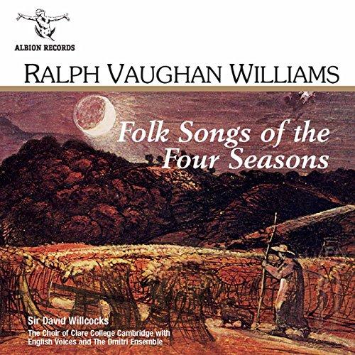 Vaughan Williams: Folk Songs of the Four Seasons ()