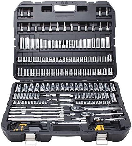 DEWALT (DWMT75049) Mechanics Tool Set, 192-Piece