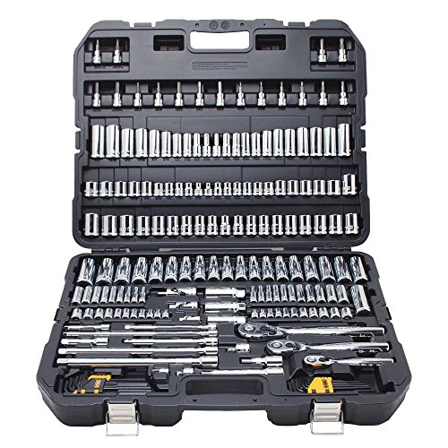 - DEWALT DWMT75049 Mechanics Tools Set (192 Piece)
