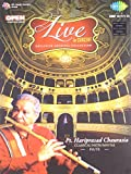Live In Concert - Pt. Hariprasad Chaurasia (Exclusive Archival Collection / Hindustani Classical Instrumental / Flute / 2-CD Set)