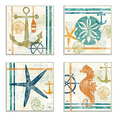 The Stupell Home Decor Collection Nautical and Beach Themed