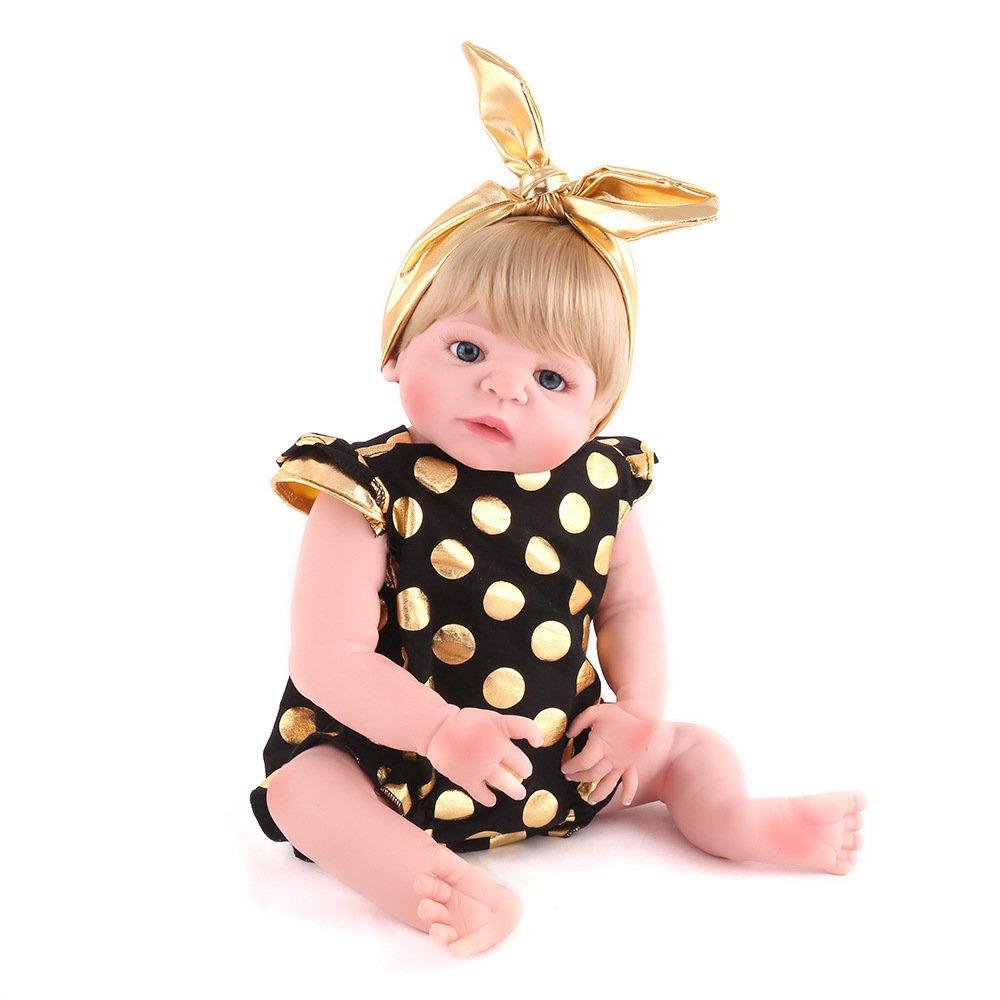 CY doll Simulation Nette Eltern-Kind-Begleitung Schlafen Waterflood Kunststoff Baby Lieblingsspielzeug Realistische Baby Dolls B07DPM7D1X Stoffspielzeug Bunt, | Großhandel