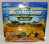 f series helicopter parts - Micro Machines Shadowhawk Commandos #9 Military Collection