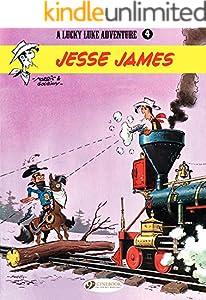 Lucky Luke - Volume 4 - Jesse James