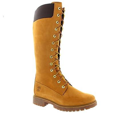 Timberland Inch Premium Womens Knee Boots Wheat