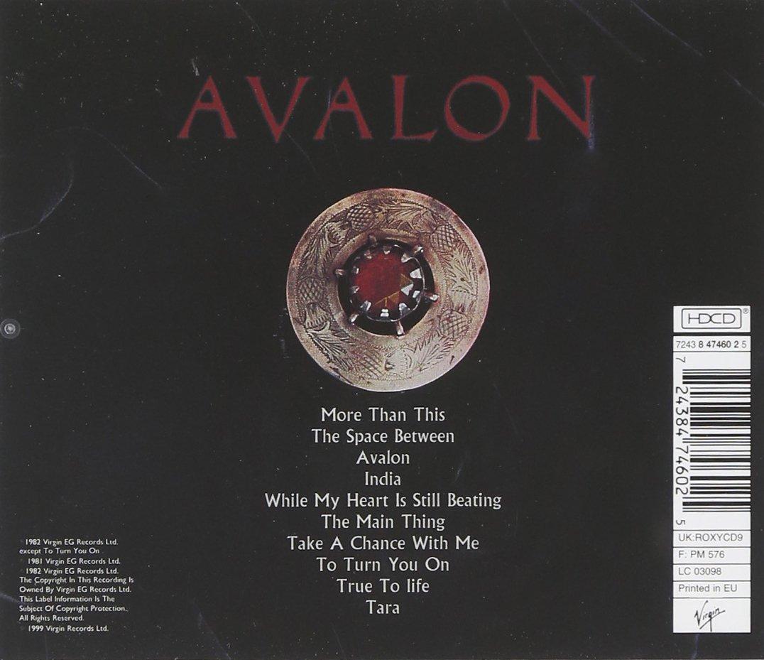 Avalon by Virgin