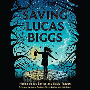 Saving Lucas Biggs Audiobook
