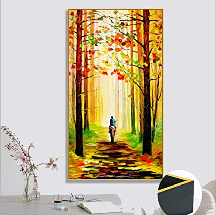 Amazon Com Modern Living Room Bedroom Background Wall Painting Home
