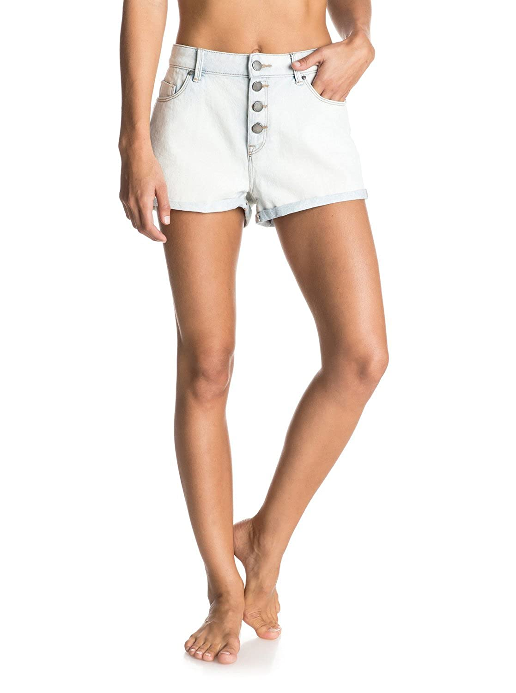 Pantalones Cortos Vaqueros para Mujer ERJDS03112 Roxy Way Back