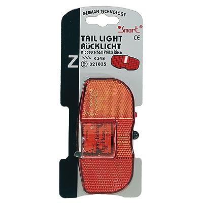 Smart Lumière arrière à fixer sur porte-bagage