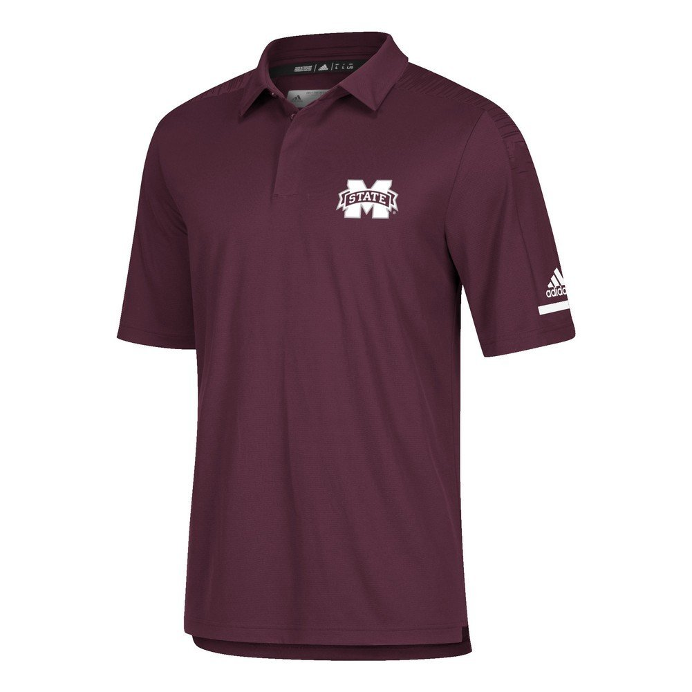 824759c8 Please Select Size From The Drop Down 100% Polyester Men Team Iconic  Coaches Polo Bulldogs On Field Short Sleeve Polo