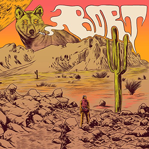 BORT - Crossing The Desert - CD - FLAC - 2018 - FAiNT Download