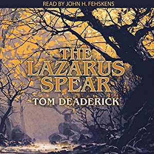 The Lazarus Spear Audiobook