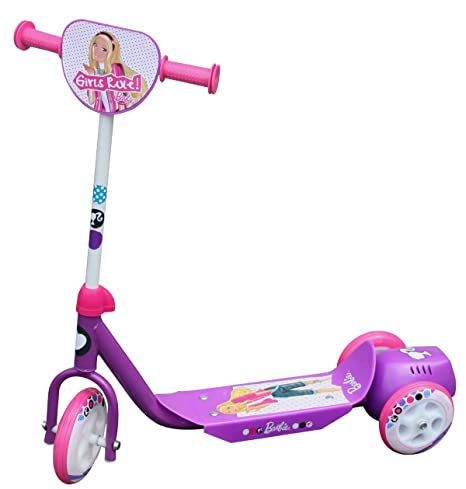 Amazon.com: Barbie Fashion Dots – Tabla de skate para niños ...