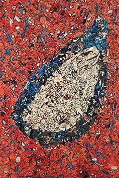 Hasbro Spiderman Maxi Poster Spider-Man Eye Montage 61 x 91,5 cm Laminato