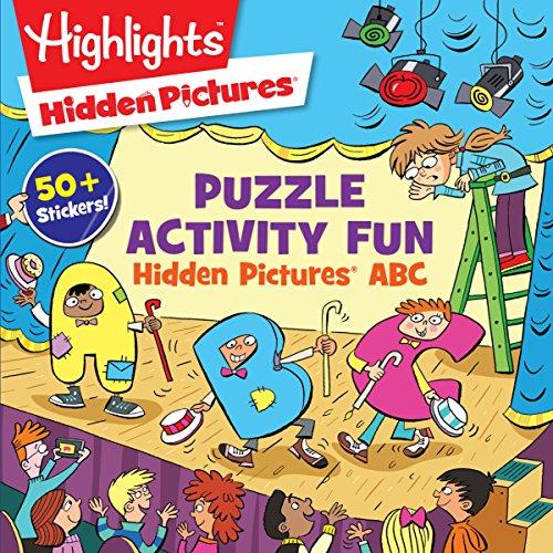 Hidden Alphabet - 5