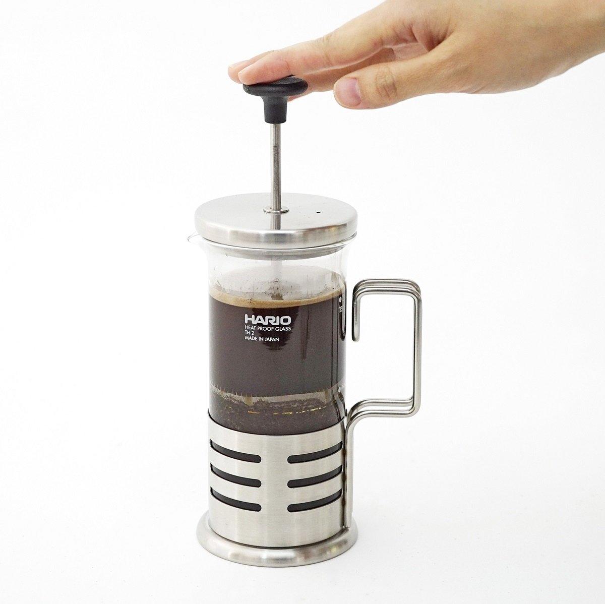 コーヒー フレンチ プレス