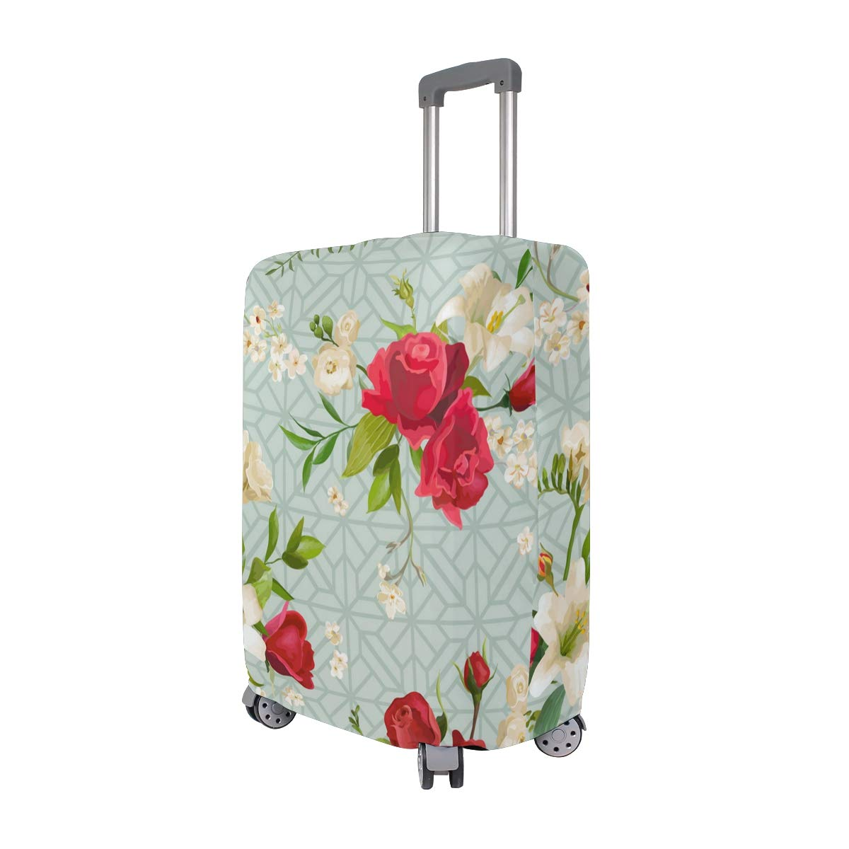 Open Up And Fight Traveler Lightweight Rotating Luggage Protector Case Can Carry With You Can Expand Travel Bag Trolley Rolling Luggage Protector Case
