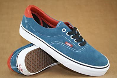 3a60393a1db1c5 Image Unavailable. Image not available for. Colour  Vans Era 59 (Earthtone  Suede) Indian Teal Sample Skate Shoes ...