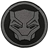 Best Star Trek Jeans In The Worlds - BLACK PANTHER Patch WAKANDA Superhero Comics Logo Character Review