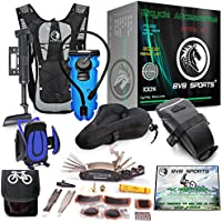 Bike Accessories & Cycling Equipment Set : Bicycle Phone...